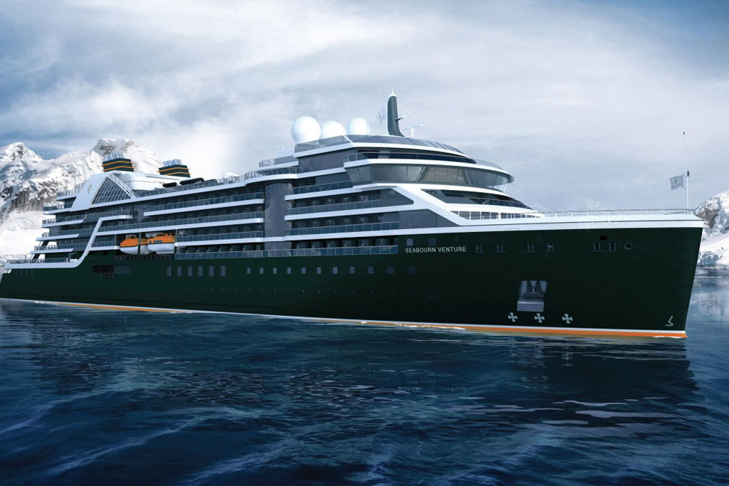 Wärtsilä Wins Seabourn Waste Treatment Contract