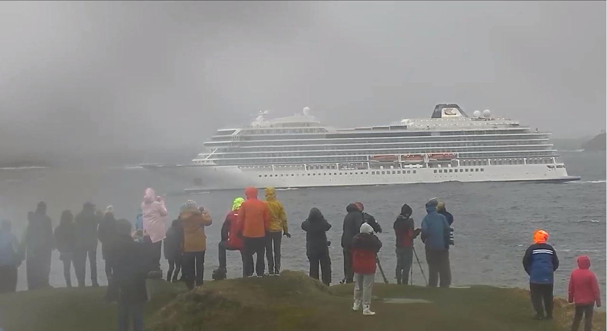 Viking Sky Sunday Morning Update