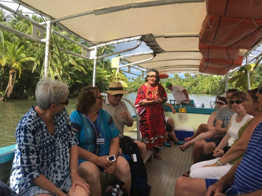 Windstar Cruises i Fransk Polynesien - kun med vores deluxe rederier