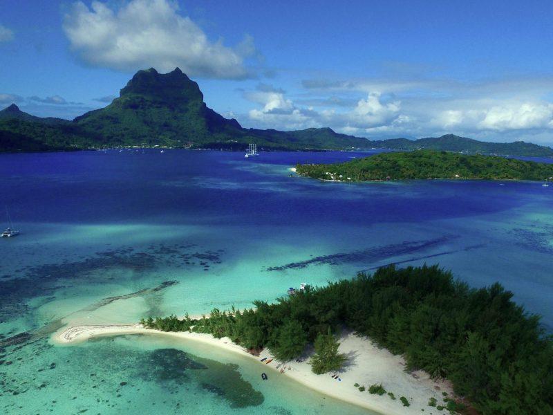 Bora Bora og Motu Tapu, Fransk Polynesien