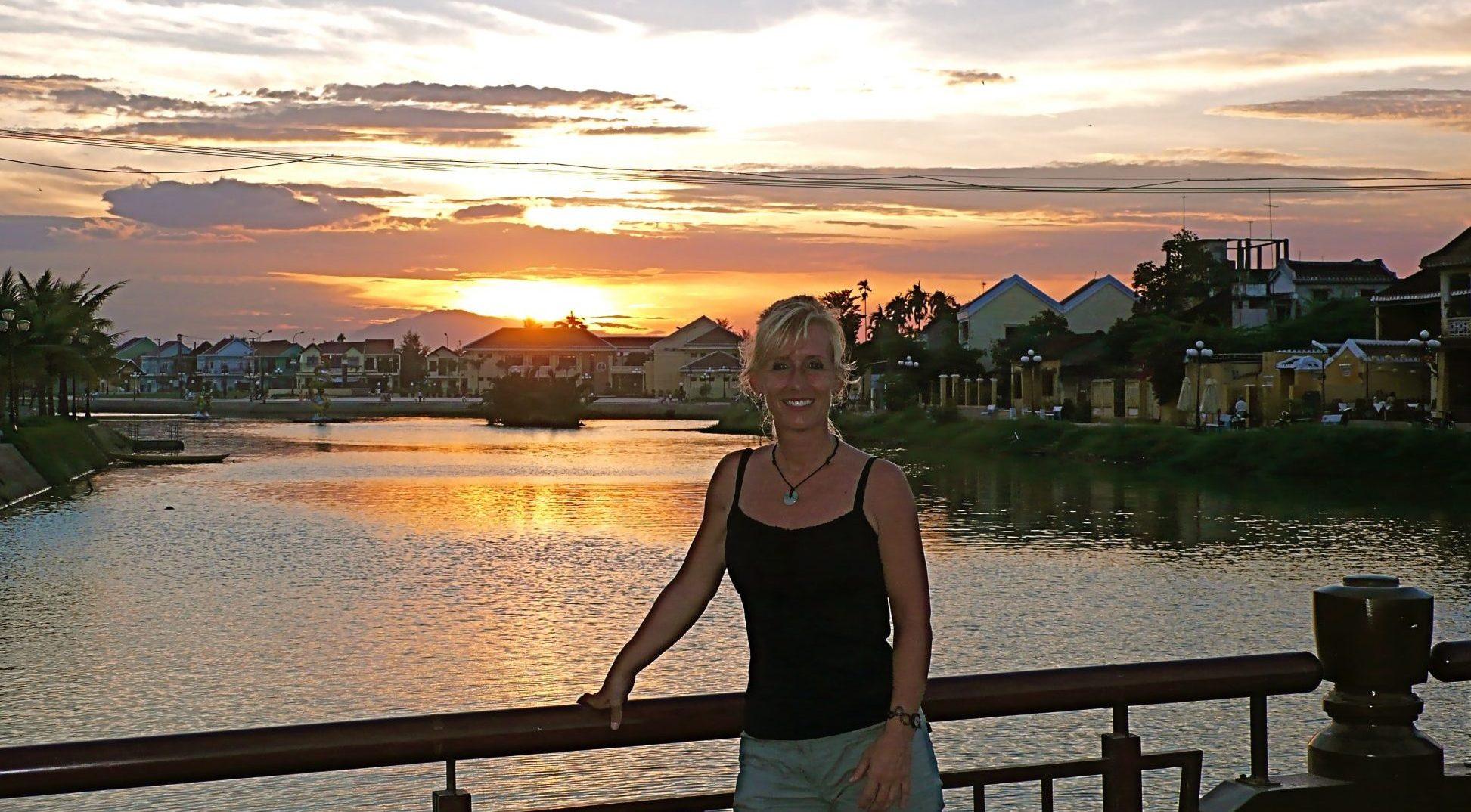 Hoi An byen i Vietnam