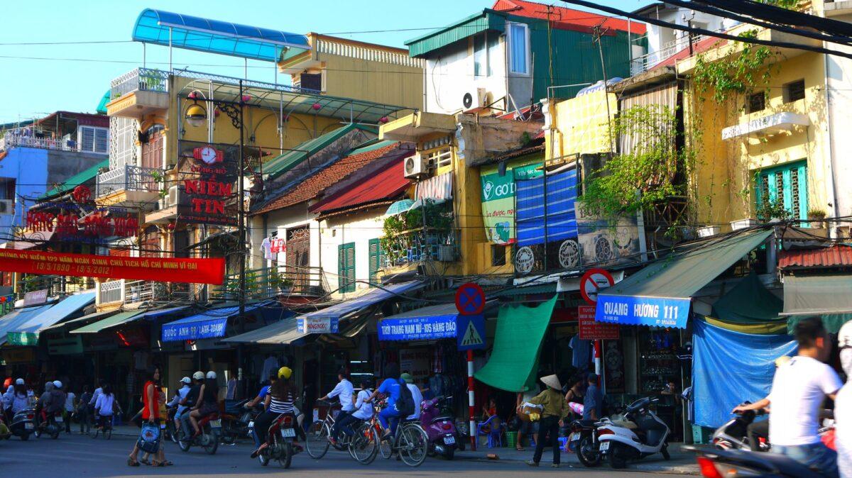Hovedstaden Hanoi