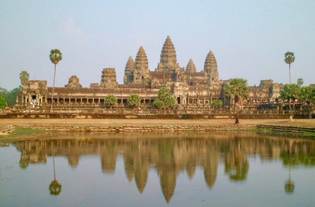 Templet Angkor Wat