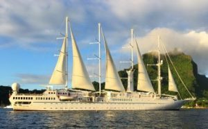 Deluxe travels with Windstar Cruises