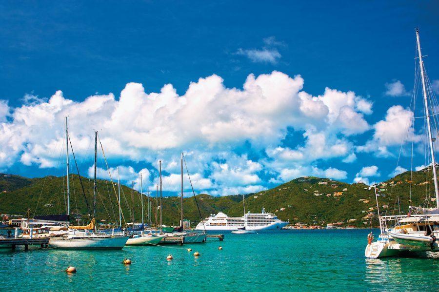 Silversea i Caribien
