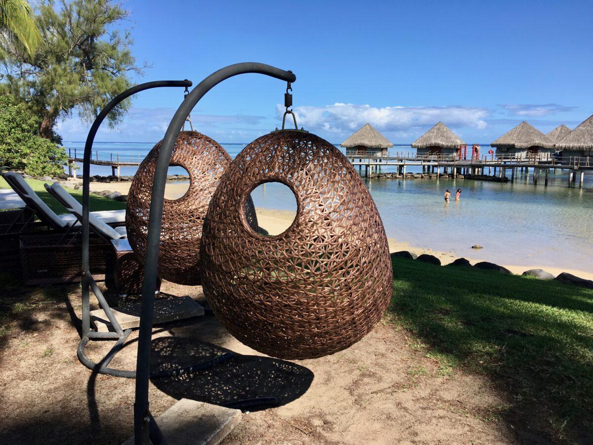 Fransk Polynesien og de mange bounty strande