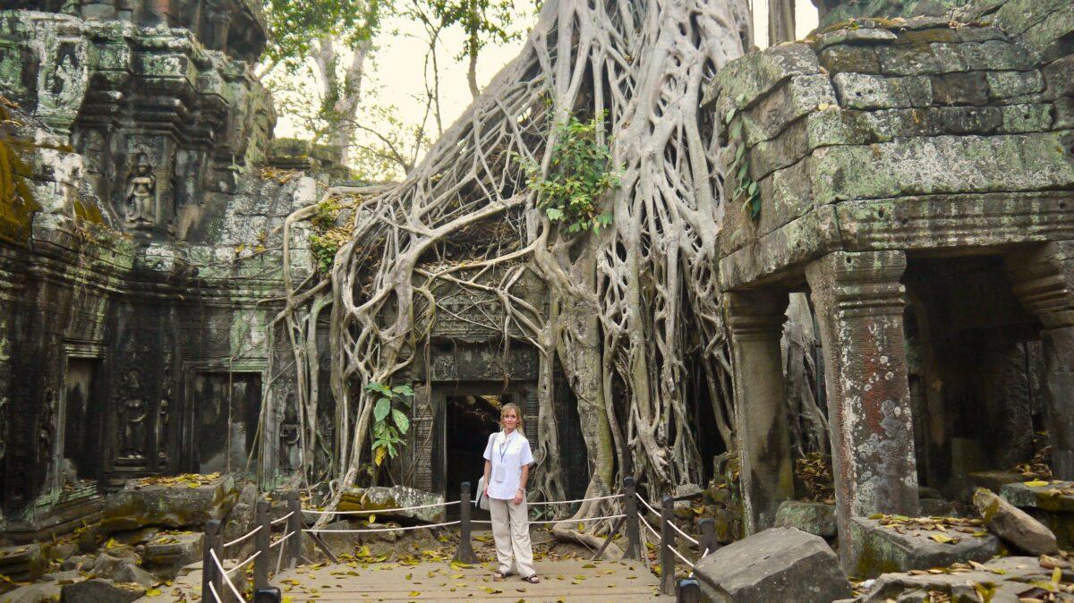 Cambodia og Vietnam rundrejse