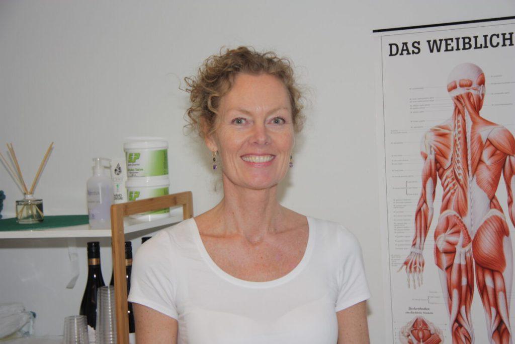 Yogalærer Anni Mathiesen