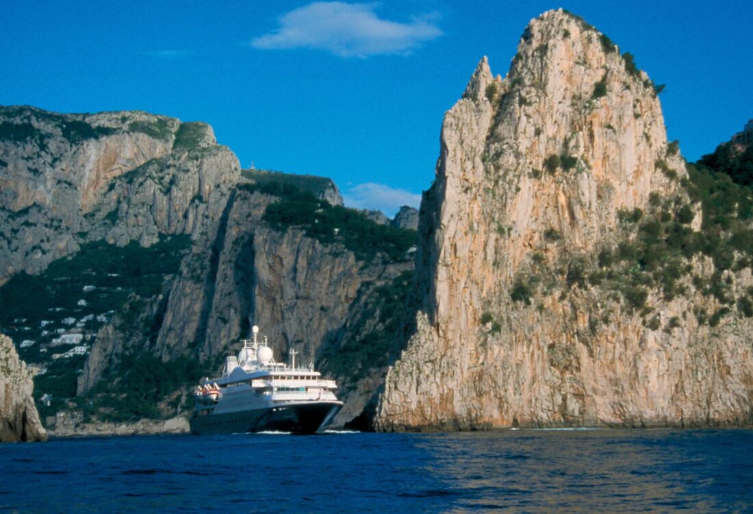 SeaDream i Middelhavet