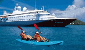 Cruise Ship Jobs with SeaDream Yacht Club