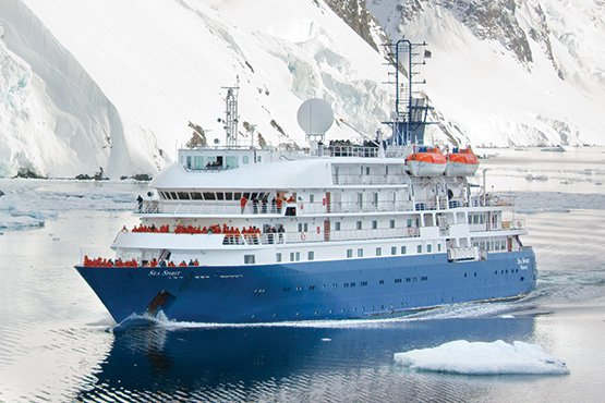 Cruise Ship Jobs with Poseidon Expeditions