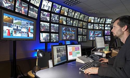 Surveillance Operator Cruise Job