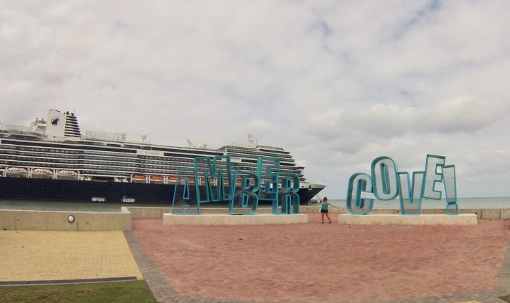 a to z of cruising, Amber Cove Dominican Republic