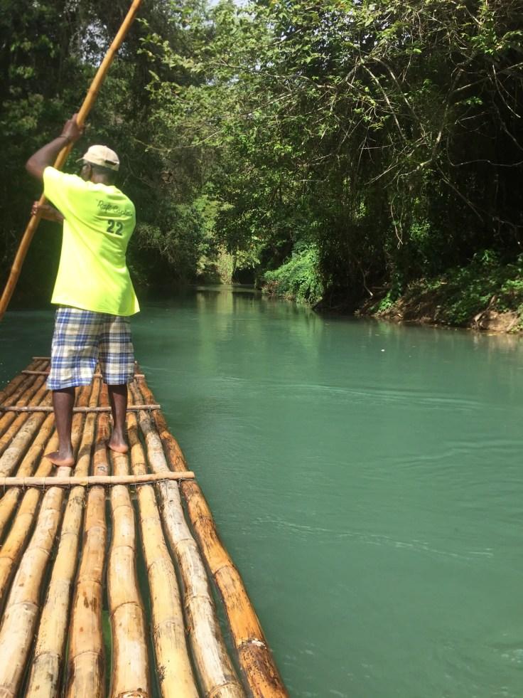 river rafting Jamaica