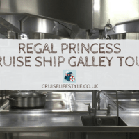 Regal Princess: Cruise Ship Galley Tour