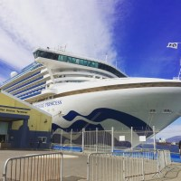 Cruise Ship Review: Sapphire Princess Public Areas & Dining