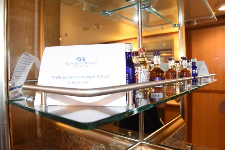 suites mini-bar