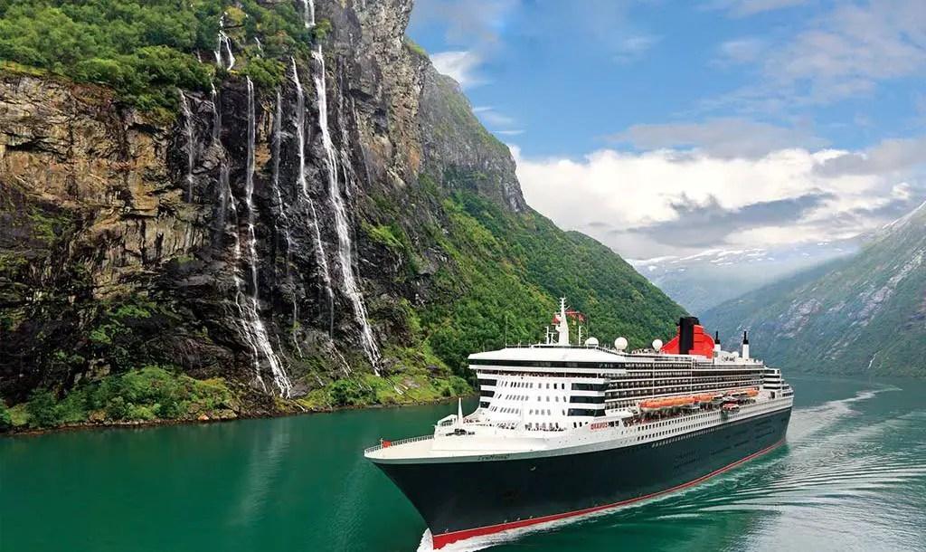 cunard cruise ship