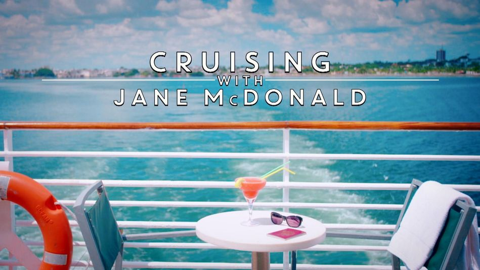 Jane McDonald Adventures Down Under with Princess Cruises