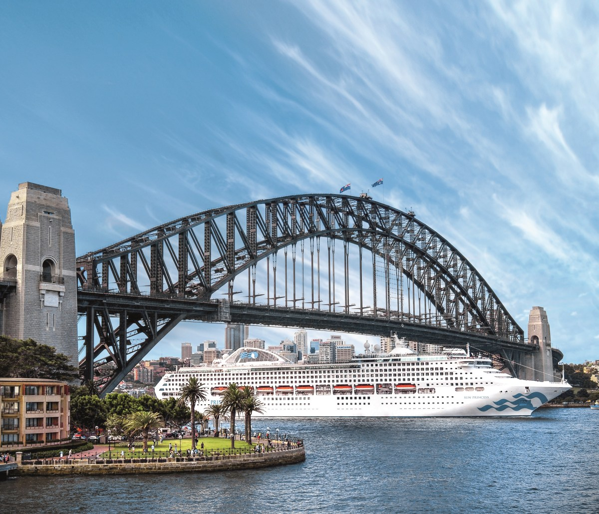 Princess Cruises Celebrates Australia Day