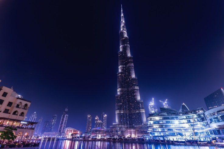 Burj Khakifa Dubai cruise destination 2019