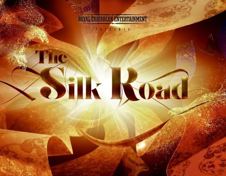 The Silk Road Spectrum of the Seas