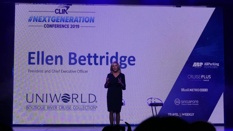 Ellen Bettridge Uniworld