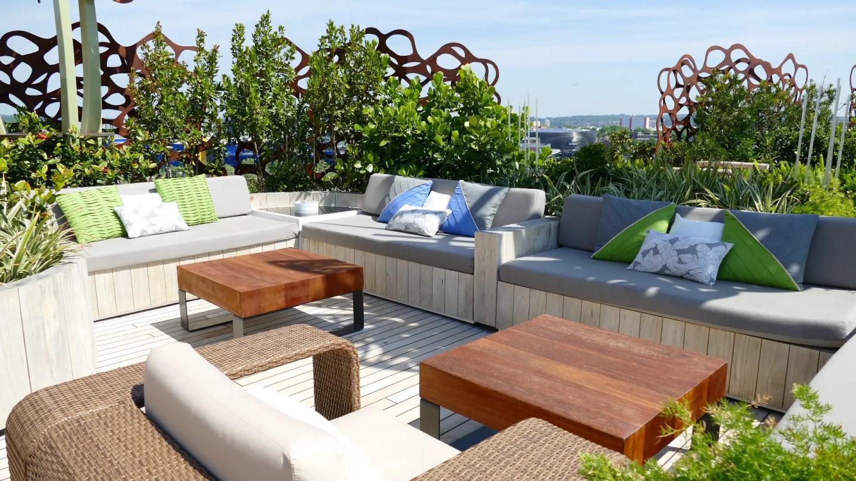 Rooftop Garden Celebrity Edge CLIA #NextGeneration Conference