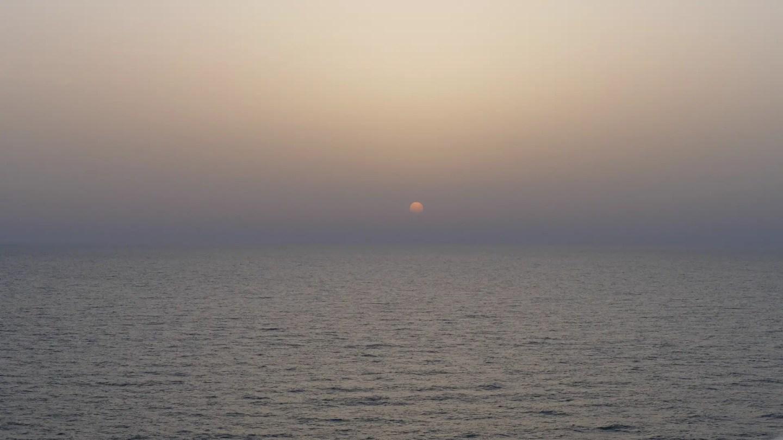 sunrise my perfect sea day