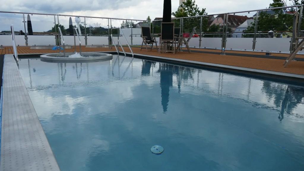 AmaMagna swimming pool