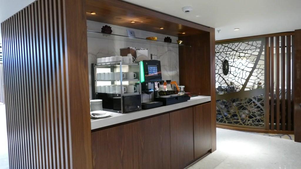 AmaWaterways Drinks complimentary tea coffee