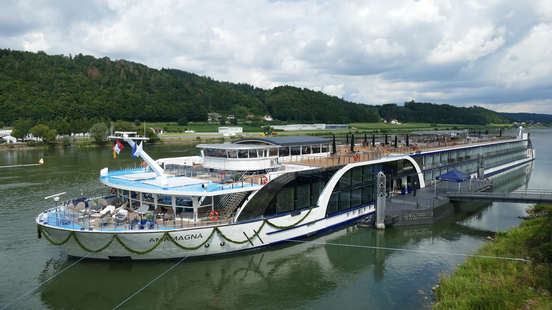 Do you like to stay active on a cruise? AmaWaterways is the leader in active river cruises with opportunities