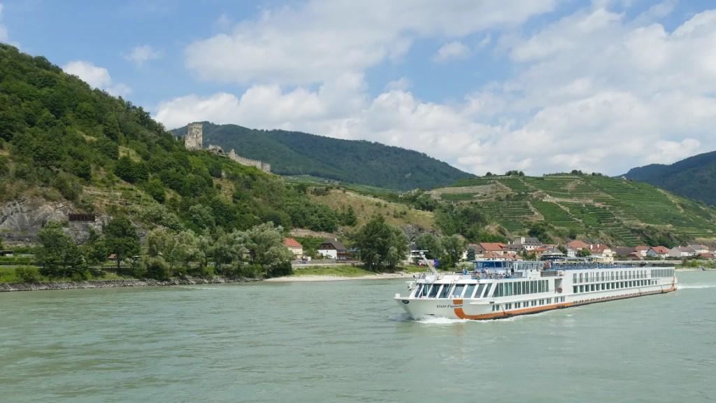 river cruising Danube Wachau Valley