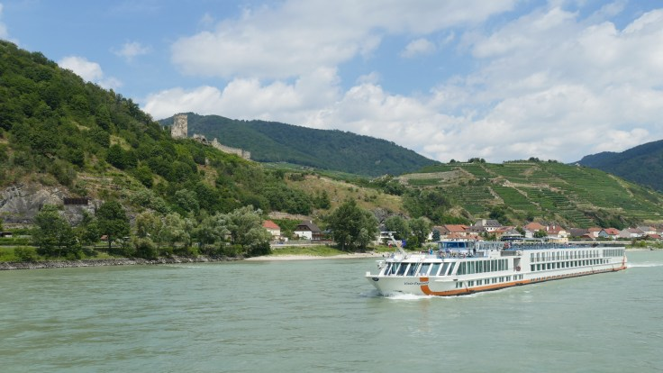 river cruising Danube Wachau Valley