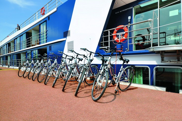 wellness cruise month bicycles