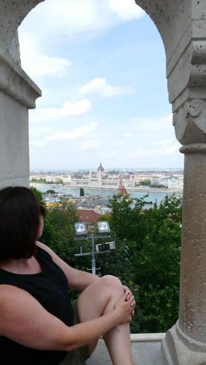 Fisherman's Bastion Budapest active river cruises