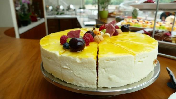 dessert al fresco restaurant