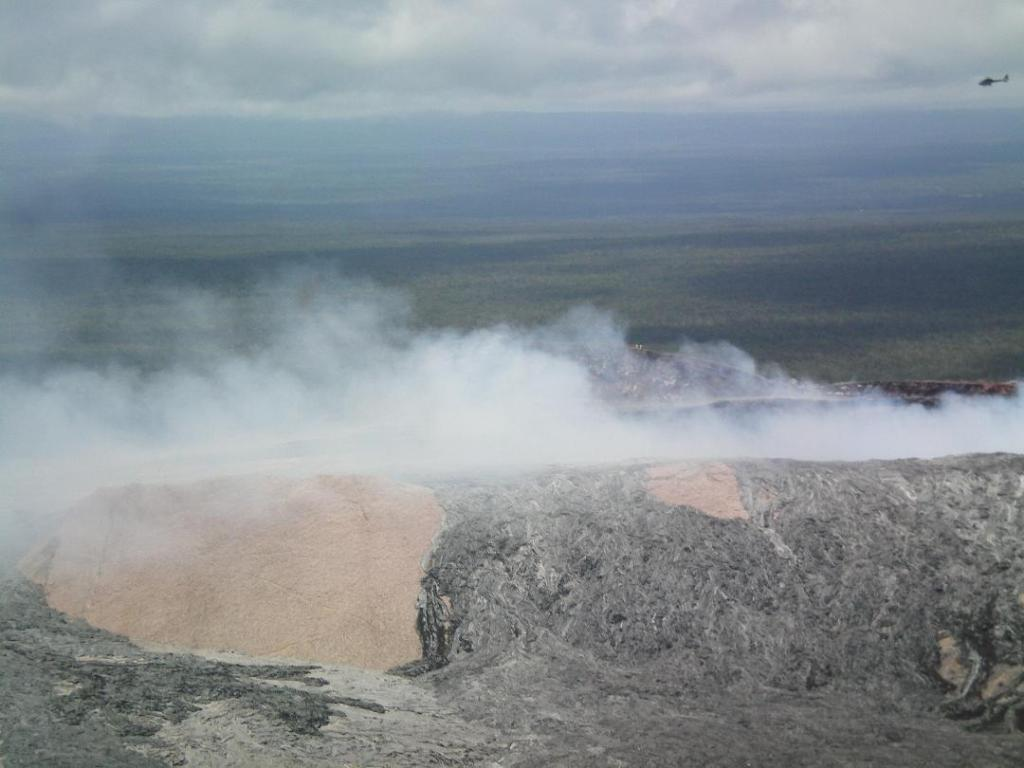 volcano Hawaii helicopter tour