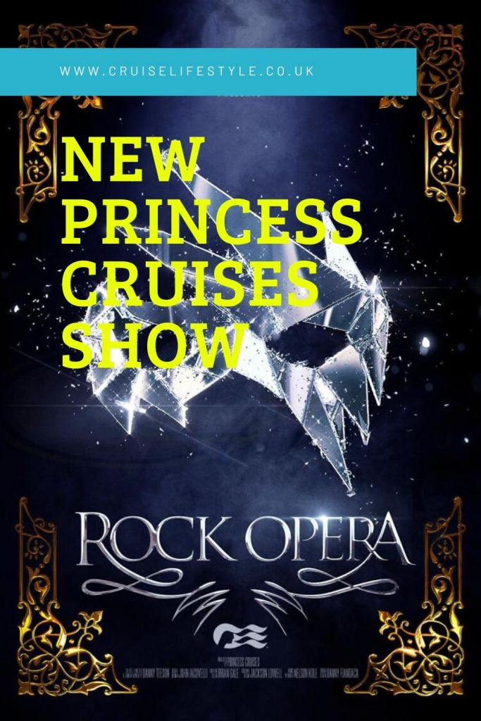 princess cruises show