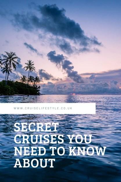secret cruises