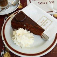 Best Sacher Torte in Vienna