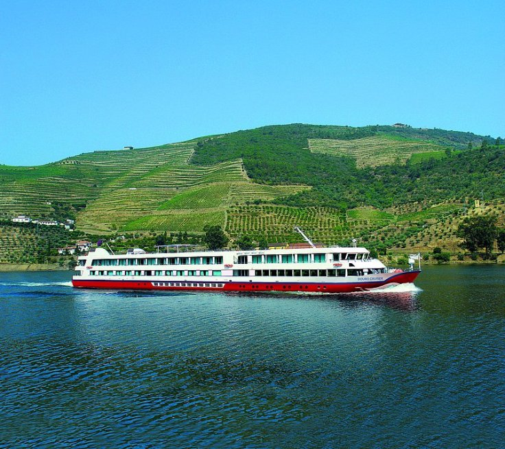 Douro first river cruise for uk