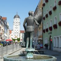 Vilshofen: Danube River Destination