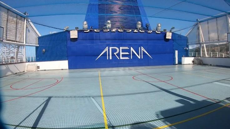 arena sports britannia