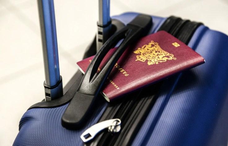 passport P&O pre-cruise checklist