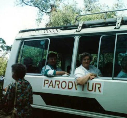 Parody Tours 1990