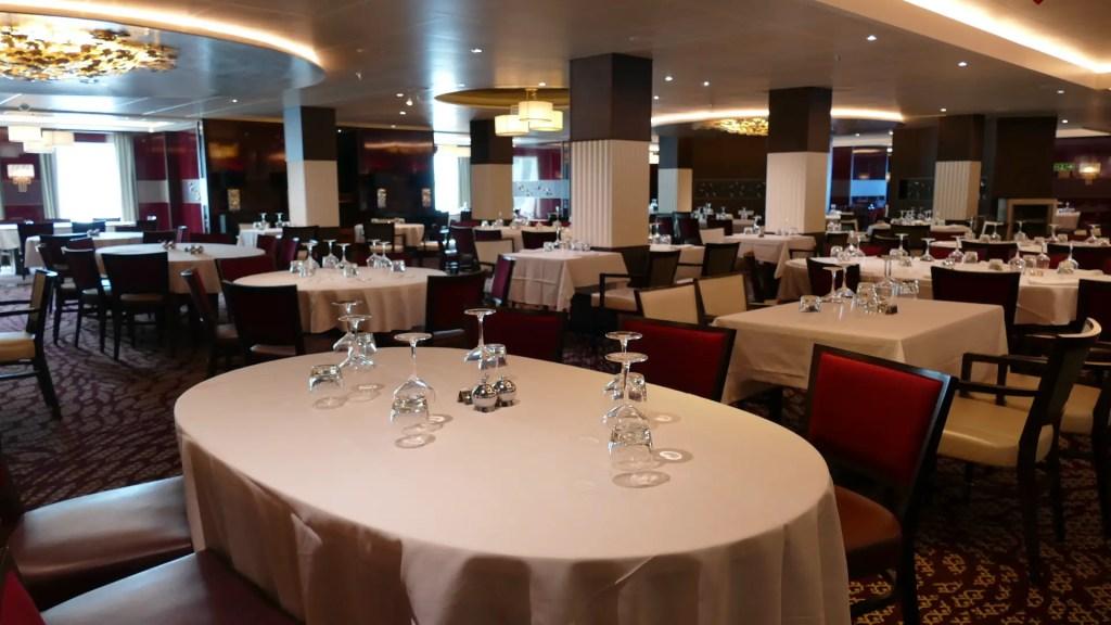 Britannia dining room