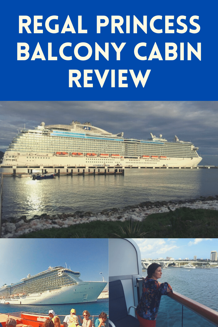 A Regal Princess balcony cabin review, including location, facilities, storage and short tour to help you decide on the right cabin for you.