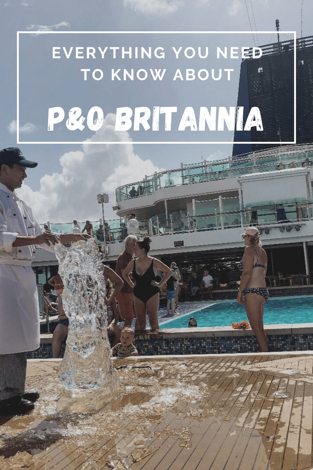 This ultimate guide to P&O Britannia features helpful information about cabins, dining, entertainment, activities, drinks, WiFi and venues.