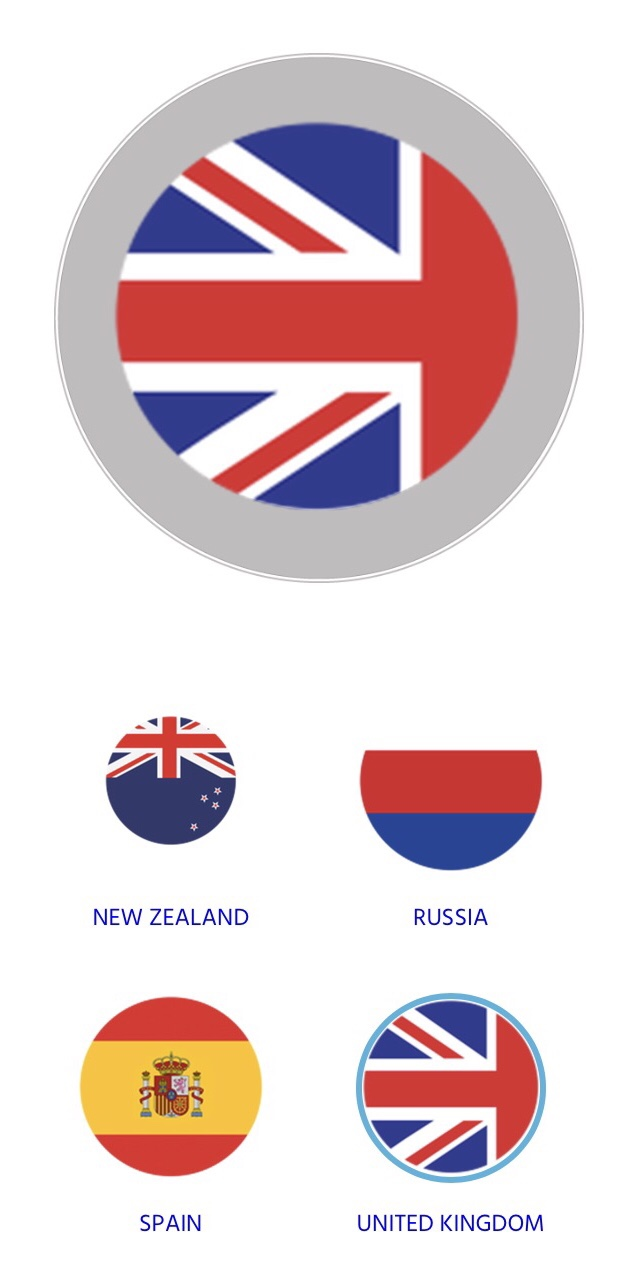 Nationality OceanMedallions